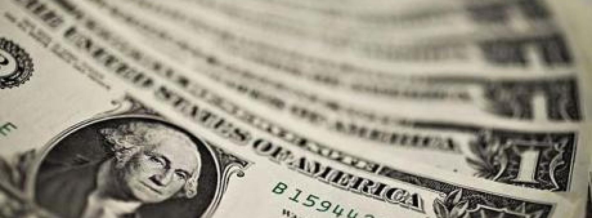 Deprecjacja dolara trwa