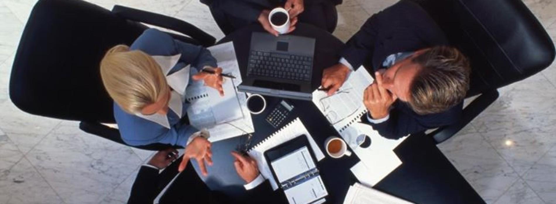 W jakich przypadkach konieczne jest spotkanie biznesowe?