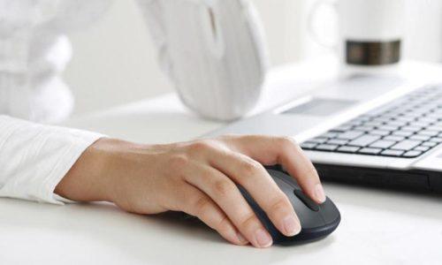 Długotrwała praca przed komputerem powoduje problemy ze wzrokiem