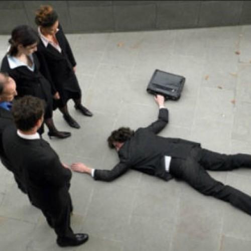 W co trzeciej małej i średniej firmie doszło do wypadku w pracy
