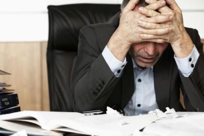 Stres przyczyną 60 proc. nieobecności w pracy. Europejskie firmy tracą na nim ponad 600 mld euro rocznie
