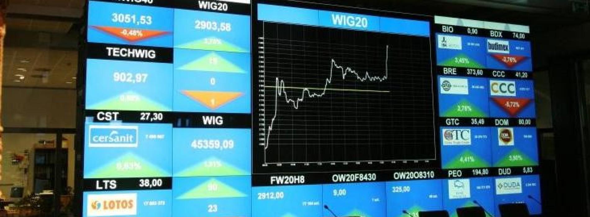 Warszawska giełda przed kolejną szansą