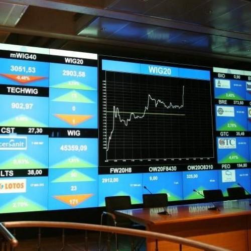 Polski rynek giełdowy budzi zainteresowanie inwestorów