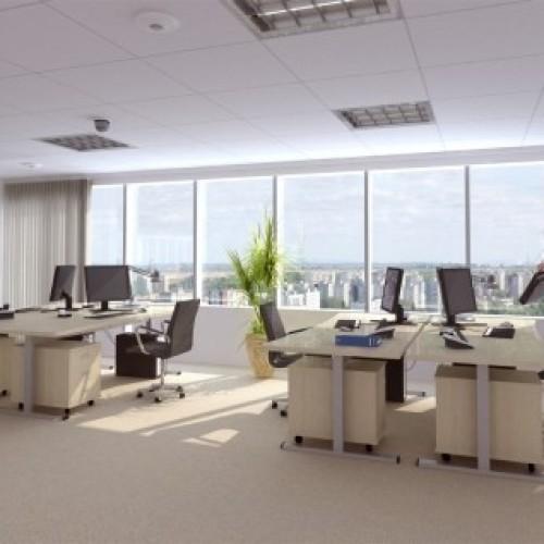 Rynek biurowy wciąż rośnie. Napędza go rozwój centrów usług wspólnych