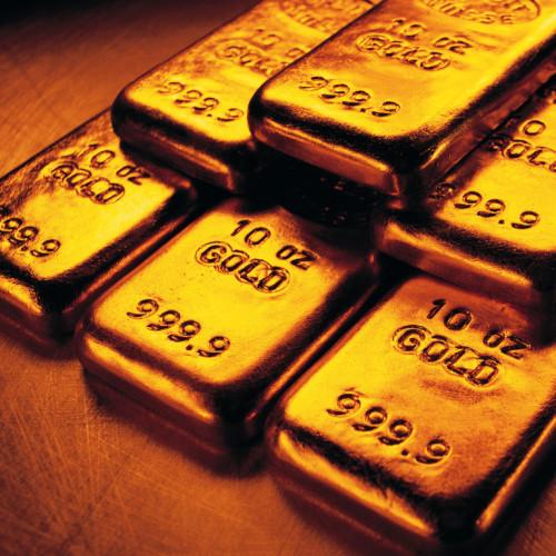 W kwietniu największe straty przyniosły fundusze złota