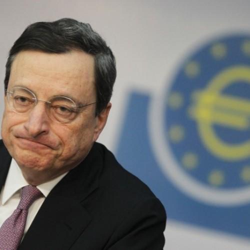 Draghi funduje wzrosty na giełdach