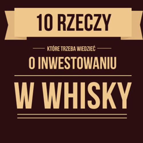 Inwestycje – Rynek whisky rośnie w siłę
