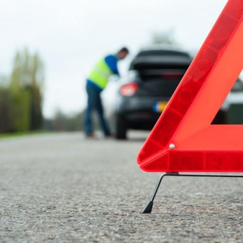 Dziennie w wypadkach drogowych poszkodowanych jest 66 osób