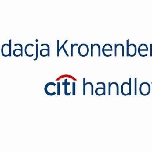 Fundacja Kronenberga przy Citi Handlowy wyróżniona za wspieranie przedsiębiorczości