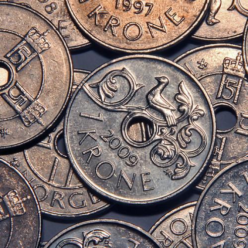 Poranny komentarz walutowy – ciężkie chwile norweskiej korony