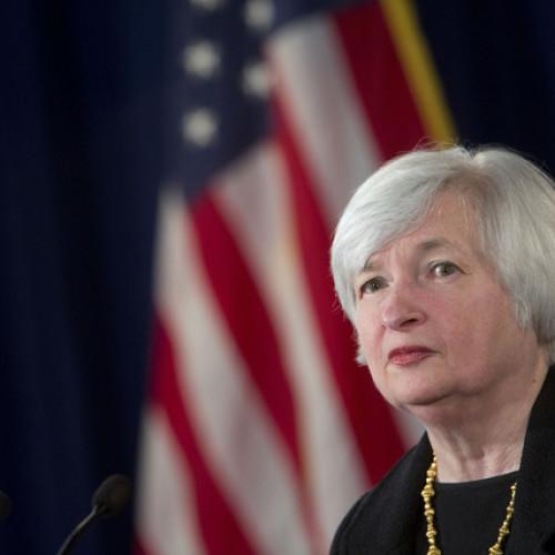 Yellen nadal gołębia