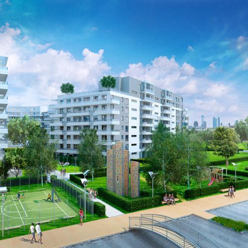 Na jakie rozwiązania przyjazne środowisku i kieszeni mogą liczyć mieszkańcy nowych inwestycji w Warszawie?