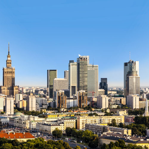 Warszawskie centrum biznesowe przenosi się na Wolę