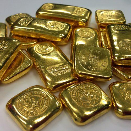 W najbliższych tygodniach złoto może tanieć. Możliwy powrót do niskich poziomów z grudnia
