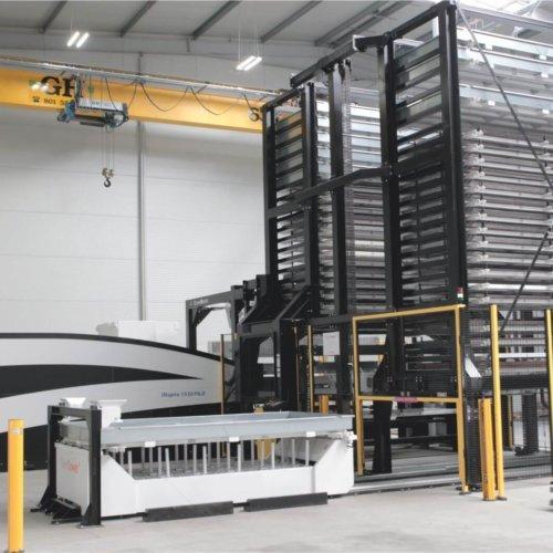 Automatyzacja przyszłością nowoczesnego przemysłu obróbki stali