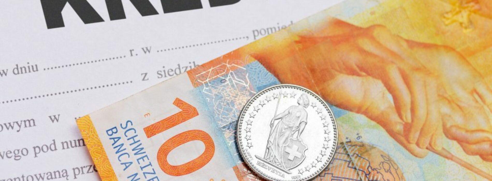 Idealny czas na pozwanie banku przez frankowiczów !